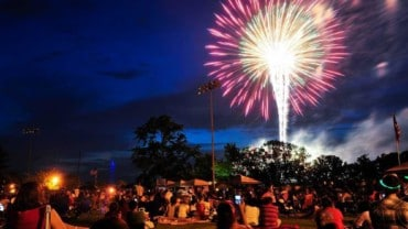 Where to see 4th of July Fireworks in Montgomery County
