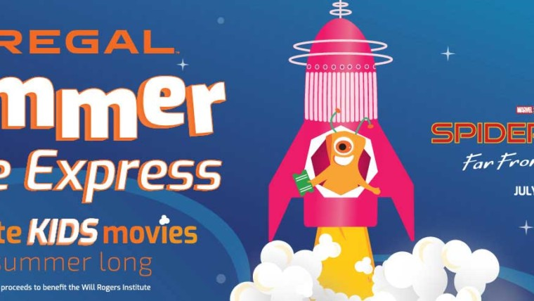 Germantown $1 Family Movies this Summer!