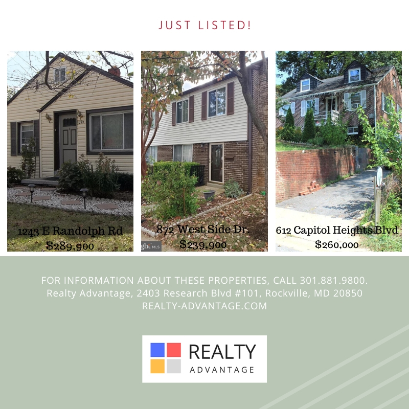 new listings 102419