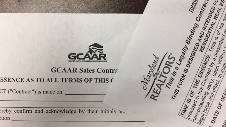 GCAAR vs. MR Sales Contracts: Agent Lunch & Learn