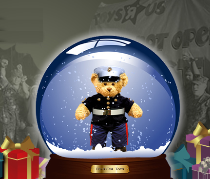 2019 Toys for Tots Drop-off Location