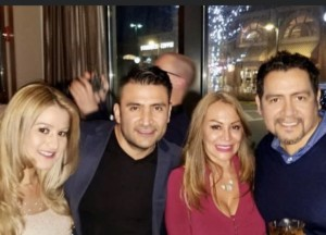 Johnny Diaz Realty Advantage Happy Hour at Ruths Chris Steakhouse
