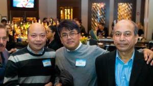 Nick Vo Ron Domingo Nazrul Islam Jeff Mastros Realty Advantage
